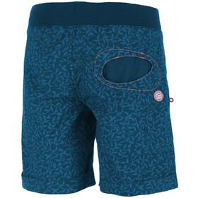E9 N Onda St Short Femme, deep blue